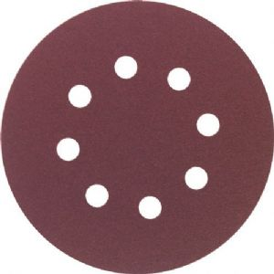 Makita 125mm 80G Sanding Discs - 10 Pack (P-43555)